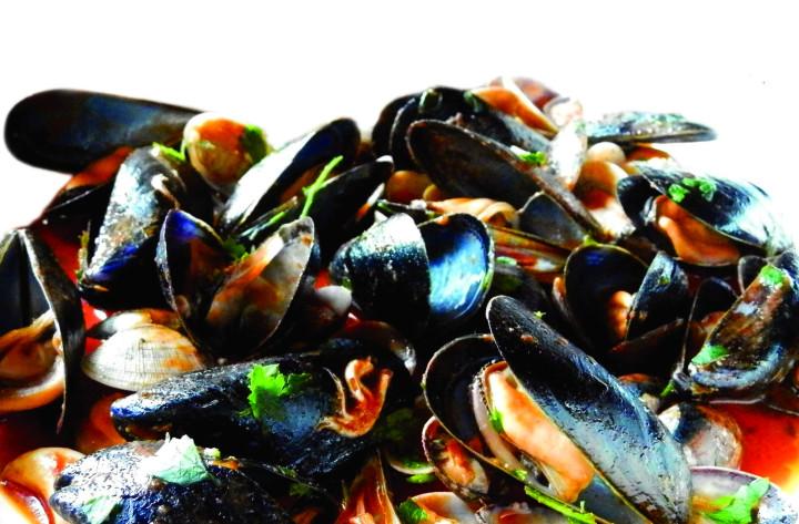 Mussels 'alla Tarantina'