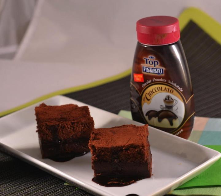 Magical Chocolate Cake