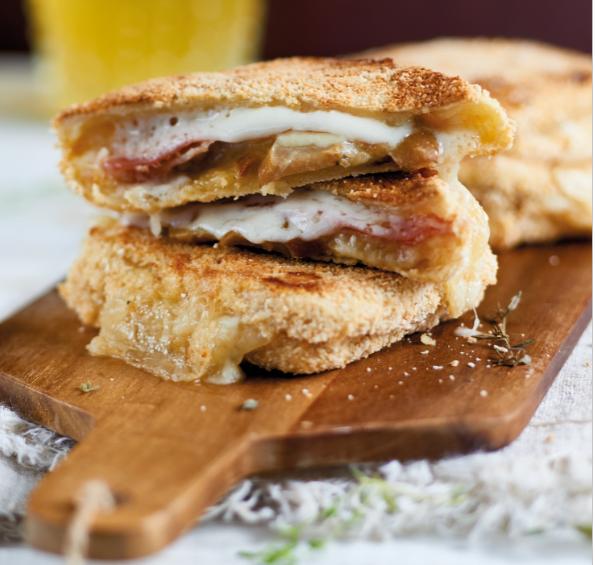 Mozzarella in carrozza: your new favourite Italian recipe!